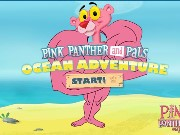 Pink Panther and Pals Ocean Adventure Game