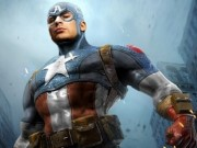 Captain America The First Avenger Game