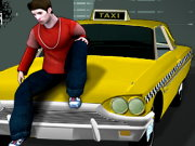 Taxi Metroville City Game