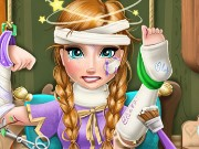 Ice Princess Hospital Recovery Game