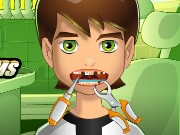 Ben 10 Tooth Problems Game
