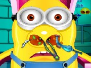 Minion Patient Nose Doctor Game