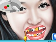 Jun Ji Hyun at Dentist Game