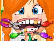 Naughty Girl at Dentist Game