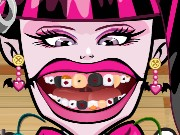 Draculaura Perfect Teeth Game