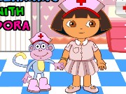 Injection Learning With Dora Game