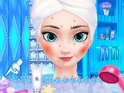 Elsa Stylish Makeover Game