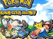 Pokemon Catch Journey Game