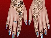 Hand Decor Game