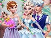 Anna Fairy Godmother Game