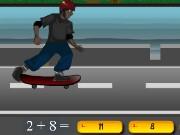 matematica skater