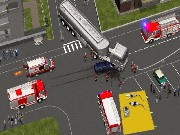 Fire Station Game