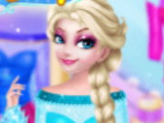 Elsa Custom Dress Design Game