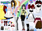 Lolita Fashion Girl Game
