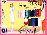 Uniform Dressup Game