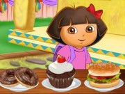 Dora Feasting Time Game