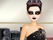 Black Swan Dress Up Game