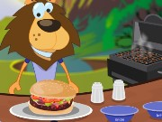 Wild Life Tasty Burger Game