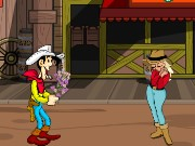 Lucky Luke Daltons Game