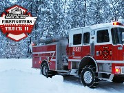 Winter Firefighters Truck 2 Game