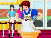 Pet Salon Game