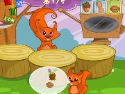 Squirrel Nutty Treats Game
