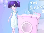 The Laundry Shop Game