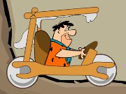 The Flintstones Race Game