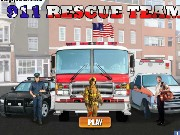 11 Rescue Team Game