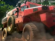 Monster Truck Jungle Challenge Game