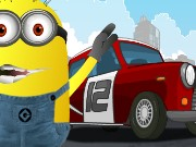 Minion Parking Game