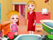 Baby Hazel Skin Trouble Game