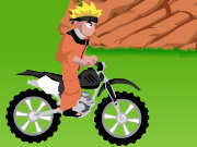 Naruto bike Game