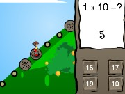 Math Mountain Game