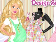Barbie Maternity Design Studio Game