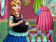 Pregnant Anna Maternity Deco Game