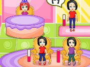 Gorgeous Tesses Salon Game