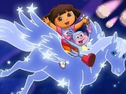 Dora Pegasus Adventure Game
