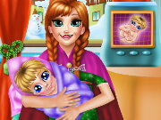 Frozen Anna Maternity Doctor Game