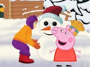 Peppa Pig Winter Childhood Game