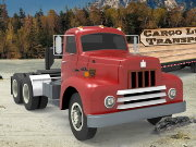 Cargo Lumber Transporter Game