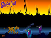 Scooby Doo Monster Madness Game