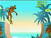 Scooby Doos Big Air Game
