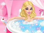 Snowflake Princess Spa Game