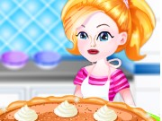 Cooking Peaches Cream Pie Game
