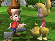 Jimmy Neutron New Dog Old Tricks Game