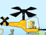 Spongebob Helicopter Game