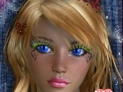 Urban Makeup 3D girl