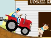 Delivery Tractor Game