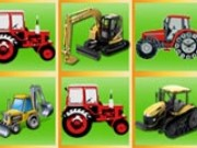 Tractor Match Game